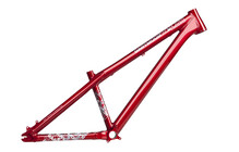 "DARTMOOR Two6Player 26"" Rahmen metallic red"